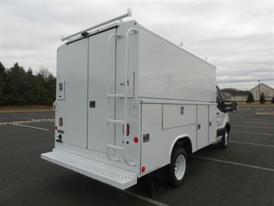 2019 Transit 350 HD DRW 4x2,  Reading Aluminum CSV Service Utility Van #FU9460 - photo 2