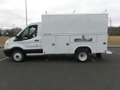 2019 Transit 350 HD DRW 4x2,  Reading Aluminum CSV Service Utility Van #FU9460 - photo 7