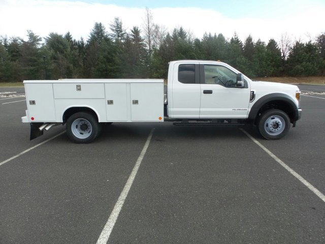 2019 F-450 Super Cab DRW 4x4,  Reading Classic II Steel Service Body #FU9471 - photo 5