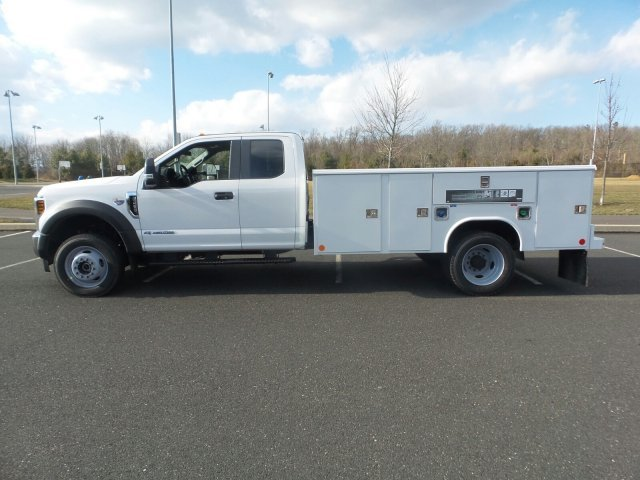 2019 F-450 Super Cab DRW 4x4,  Reading Classic II Steel Service Body #FU9471 - photo 7