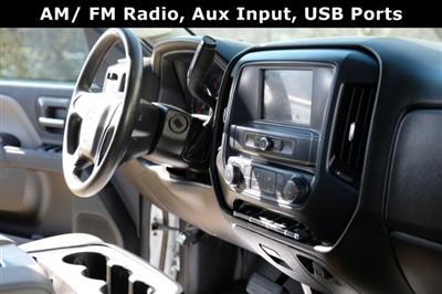 2018 Silverado 3500 Crew Cab DRW 4x4, Dump Body #FU94761 - photo 5