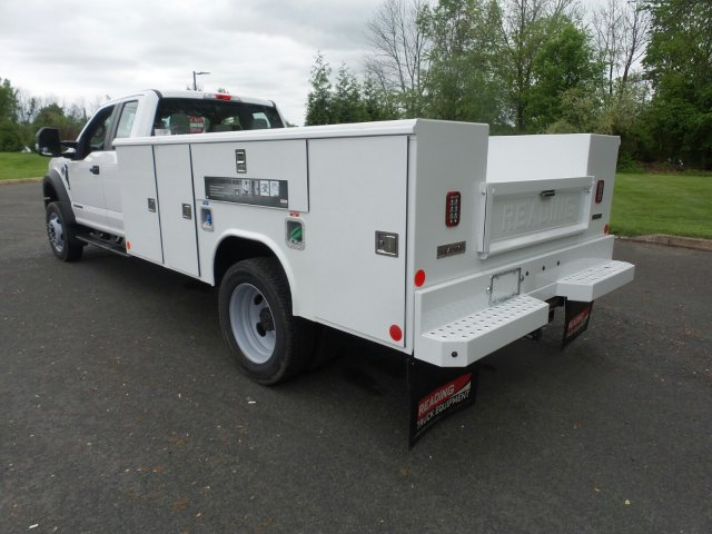 2019 F-450 Super Cab DRW 4x2,  Reading Classic II Steel Service Body #FU9519 - photo 2