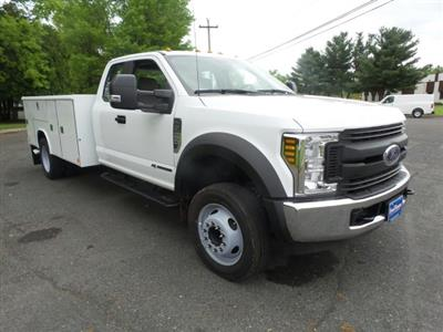 2019 F-450 Super Cab DRW 4x2,  Reading Classic II Steel Service Body #FU9519 - photo 4