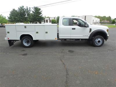 2019 F-450 Super Cab DRW 4x2,  Reading Classic II Steel Service Body #FU9519 - photo 5