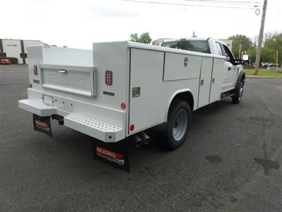 2019 F-450 Super Cab DRW 4x2,  Reading Classic II Steel Service Body #FU9519 - photo 6
