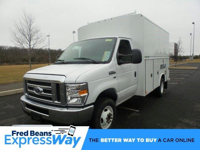 Fred Beans Ford Doylestown >> 2019 E 350 4x2 Reading Aluminum Csv Service Utility Van Stock Fu9635