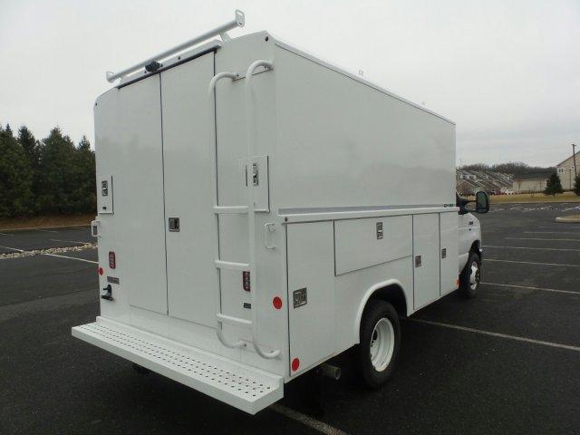 2019 E-350 4x2, Reading Aluminum CSV Service Utility Van #FU9635 - photo 2