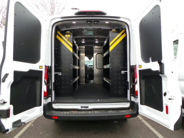 2019 Transit 250 Med Roof 4x2, Ranger Design Upfitted Cargo Van #FU9645 - photo 1