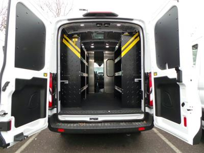2019 Transit 250 Med Roof 4x2, Ranger Design Upfitted Cargo Van #FU9645 - photo 2
