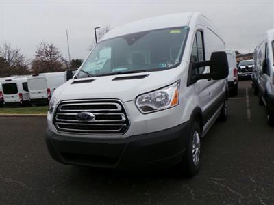 2019 Transit 250 Med Roof 4x2, Ranger Design Upfitted Cargo Van #FU9645 - photo 8