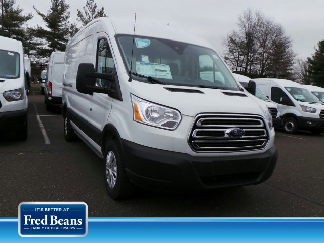2019 Transit 250 Med Roof 4x2, Ranger Design Upfitted Cargo Van #FU9646 - photo 1