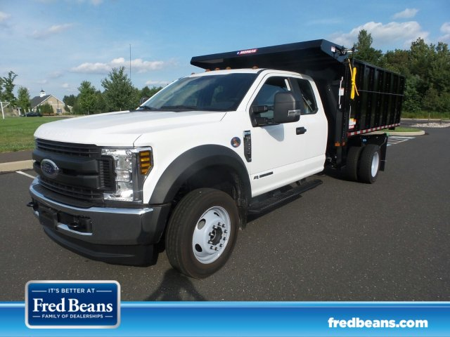 2019 F-550 Super Cab DRW 4x4,  Morgan Landscape Dump #FU9669 - photo 1