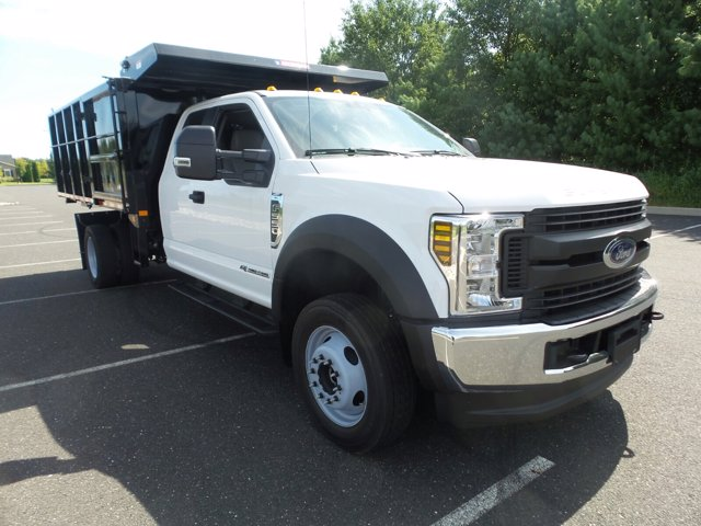 2019 Ford F-550 Super Cab DRW 4x4, Morgan Landscape Dump #FU9680 - photo 1