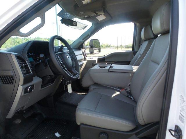 2019 F-350 Regular Cab DRW 4x4,  Stake Bed #FU9681 - photo 9
