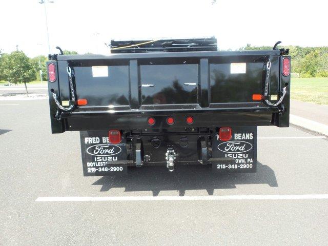 2019 F-550 Regular Cab DRW 4x4,  Rugby Eliminator LP Steel Dump Body #FU9717 - photo 7