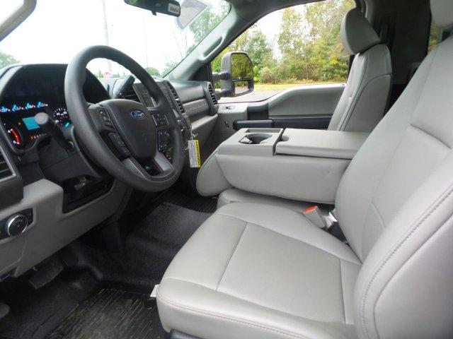 2019 F-450 Regular Cab DRW 4x2,  Reading Steel Stake Bed #FU9732 - photo 9