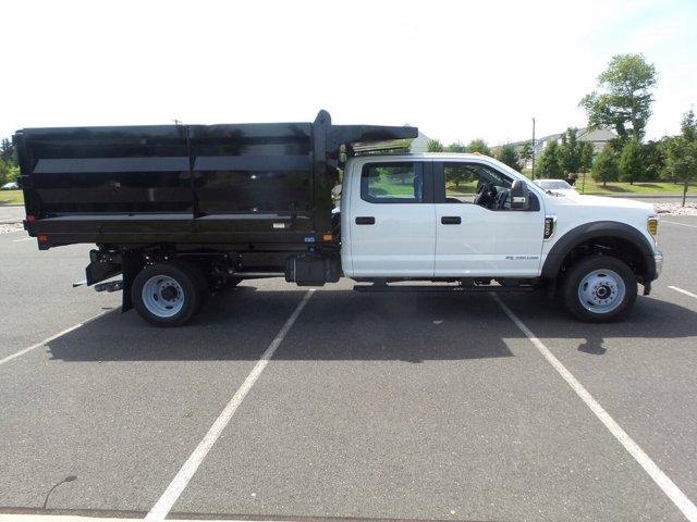 2019 Ford F-550 Crew Cab DRW 4x4, Rugby Landscape Dump #FU9747 - photo 4