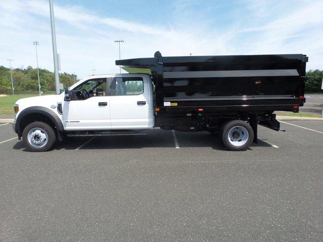 2019 Ford F-550 Crew Cab DRW 4x4, Rugby Landscape Dump #FU9747 - photo 7