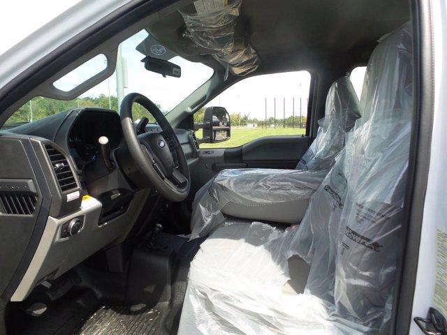 2019 Ford F-550 Crew Cab DRW 4x4, Rugby Landscape Dump #FU9747 - photo 9
