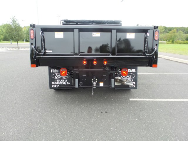 2019 F-550 Super Cab DRW 4x4, Rugby Eliminator LP Steel Dump Body #FU9749 - photo 7
