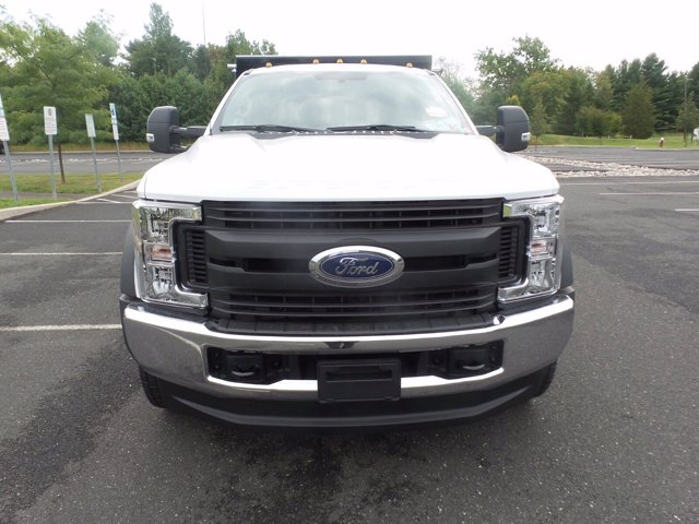 2019 Ford F-550 Super Cab DRW 4x4, Rugby Eliminator LP Steel Dump Body #FU9752 - photo 3