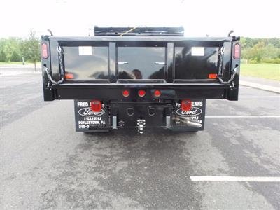 2019 Ford F-550 Super Cab DRW 4x4, Rugby Eliminator LP Steel Dump Body #FU9752 - photo 5