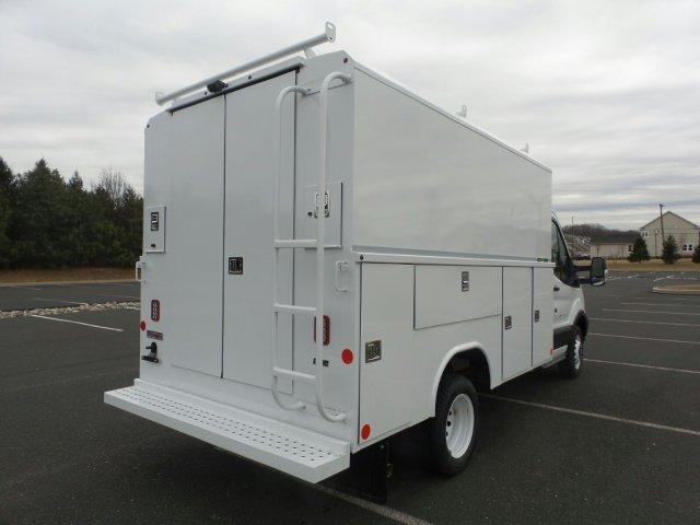 2019 Transit 350 HD DRW 4x2, Reading Service Utility Van #FU9766 - photo 1