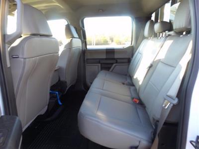 2019 Ford F-550 Crew Cab DRW 4x4, Reading Landscaper SL Landscape Dump #FU9838 - photo 9