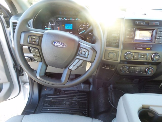 2019 Ford F-450 Crew Cab DRW 4x4, Reading Landscaper SL Landscape Dump #FU9839 - photo 10