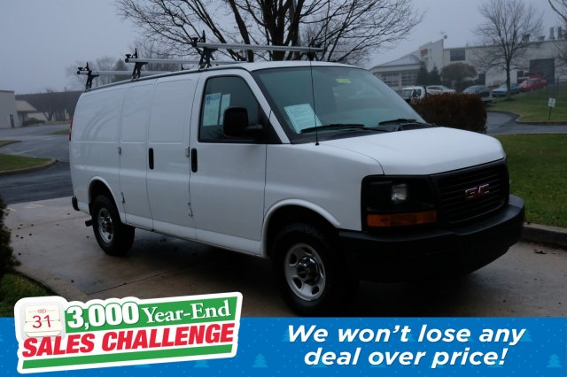 2007 Savana 2500 4x2, Empty Cargo Van #FU98526 - photo 1