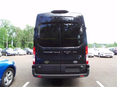 2019 Ford Transit 350 HD High Roof DRW RWD, Passenger Wagon #FU9857 - photo 5