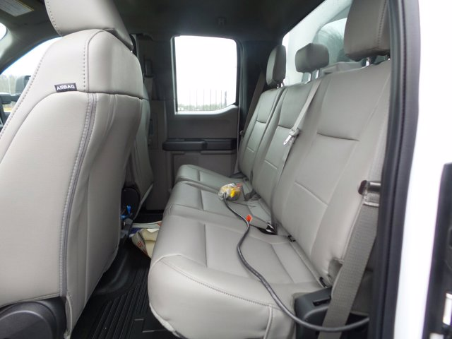 2019 Ford F-550 Super Cab DRW 4x4, Morgan Dump Body #FU9869 - photo 8