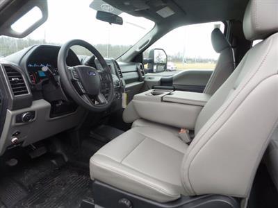 2019 Ford F-550 Super Cab DRW 4x4, Morgan Dump Body #FU9869 - photo 9