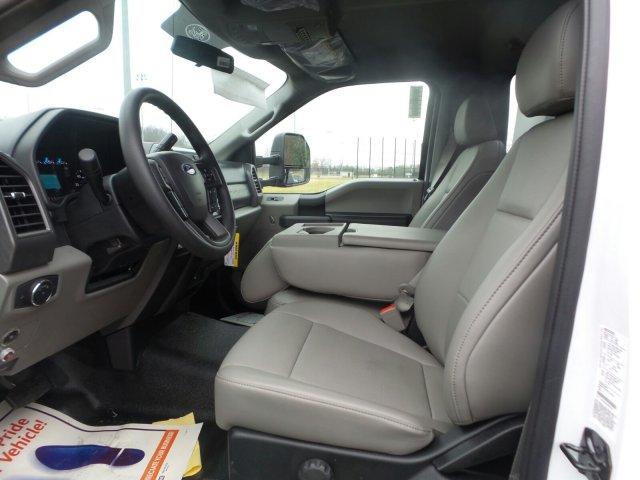 2019 F-350 Regular Cab DRW 4x4, Morgan Dump Body #FU9877 - photo 9