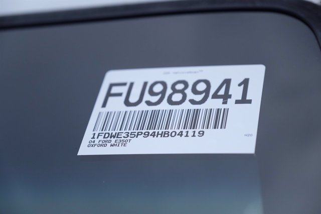 2004 Ford E-350 RWD, Knapheide KUV Service Utility Van #FU98941 - photo 22
