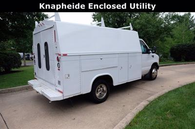 2004 Ford E-350 RWD, Knapheide KUV Service Utility Van #FU98941 - photo 2