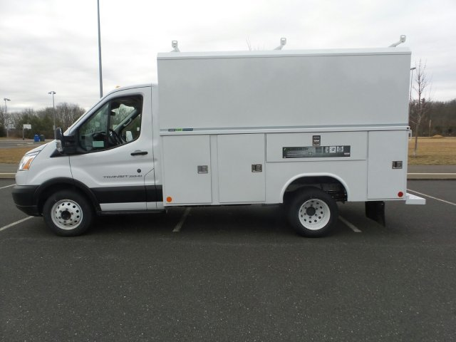 2019 Transit 350 HD DRW 4x2, Reading Aluminum CSV Service Utility Van #FU9900 - photo 6