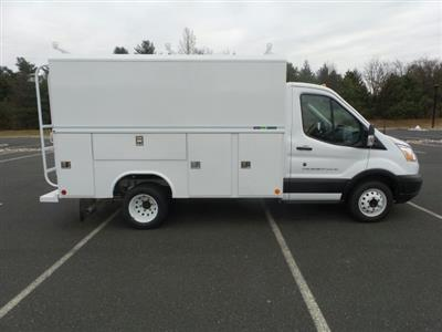 2019 Transit 350 HD DRW 4x2, Reading Aluminum CSV Service Utility Van #FU9900 - photo 4