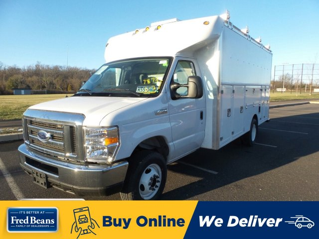 2019 E-450 4x2, Service Utility Van #FU9901 - photo 1