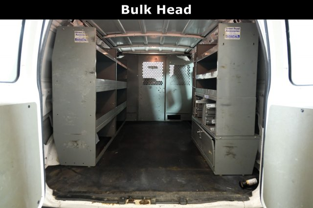 2009 E-250 4x2, Upfitted Cargo Van #FU99031 - photo 1