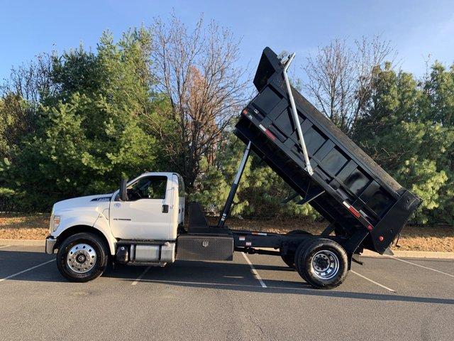 2019 Ford F-750 Regular Cab DRW 4x2, Godwin Dump Body #FU99311 - photo 18