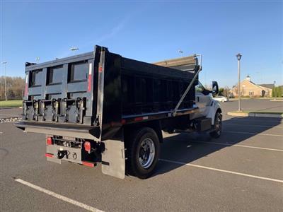 2019 Ford F-750 Regular Cab DRW 4x2, Godwin Dump Body #FU99311 - photo 2