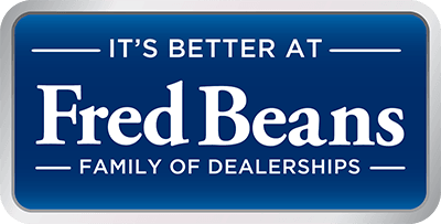 Fred Beans Ford logo