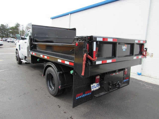2019 Chevrolet Silverado 4500 Regular Cab DRW 4x2, Galion Dump Body #191010 - photo 1