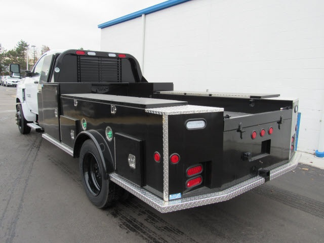 2019 Chevrolet Silverado Medium Duty Regular Cab DRW 4x2, Cadet Hauler Body #191066 - photo 1