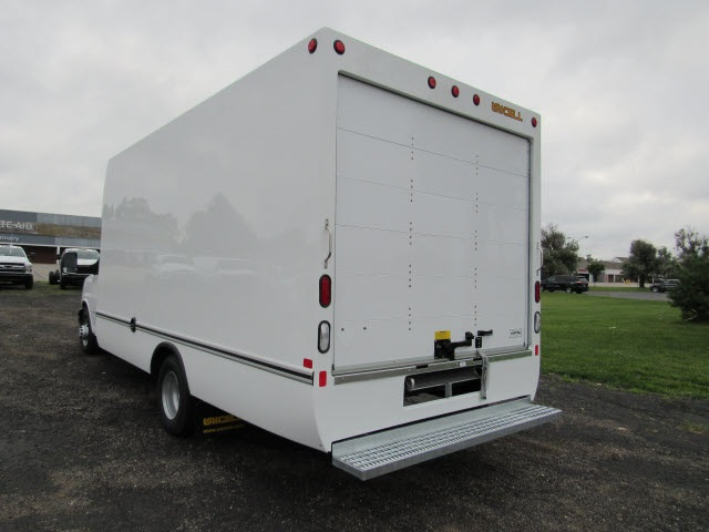 2019 Express 3500 4x2, Unicell Cutaway Van #191138 - photo 1