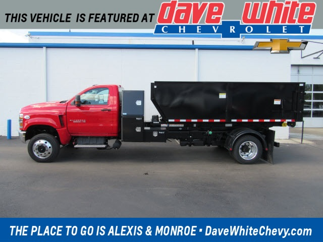 2019 Chevrolet Silverado 5500 Regular Cab DRW 4x4, Switch N Go Hooklift Body #191155 - photo 1