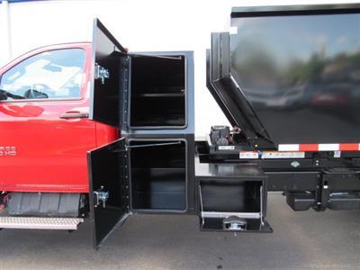 2019 Chevrolet Silverado 5500 Regular Cab DRW 4x4, Switch N Go Drop Box Hooklift Body #191155 - photo 4