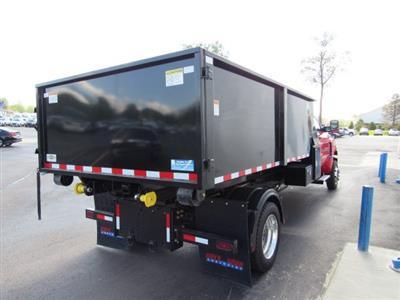 2019 Chevrolet Silverado 5500 Regular Cab DRW 4x4, Switch N Go Drop Box Hooklift Body #191155 - photo 8