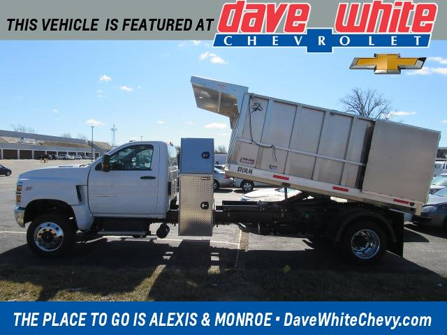 2019 Chevrolet Silverado 5500 Regular Cab DRW 4x4, TruckCraft Landscape Dump #191156 - photo 1